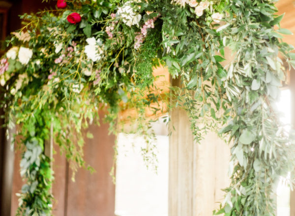 floral arbor