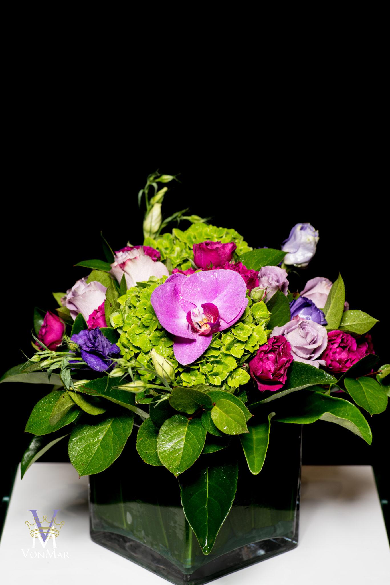 Rose and Hydrangea Signature Design